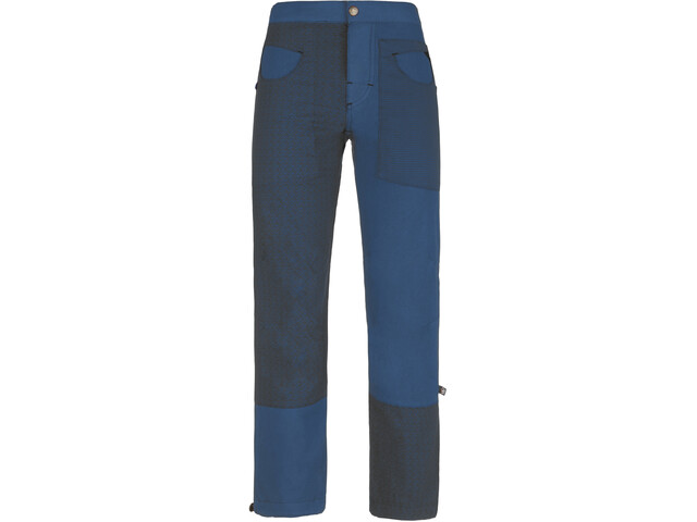 E9 B Blat 2 Housut Lapset, cobalt blue